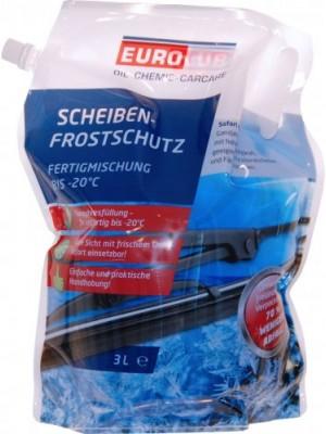 Eurolub Scheibenfrostschutz Fertigmischung -20 °C 3l Beutel