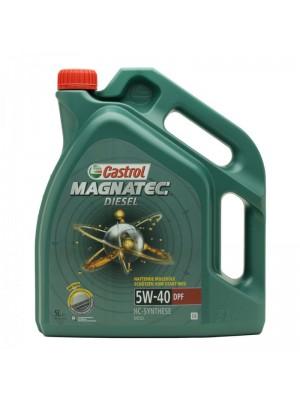 Castrol Magnatec Diesel 5W-40 DPF Motoröl 5l