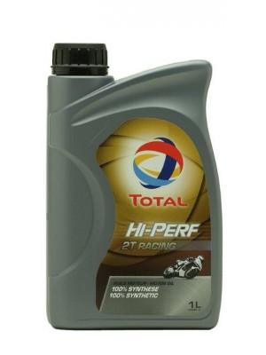Total HI-Performance Racing 2T vollsynthetisches Motorrad Motoröl 1l