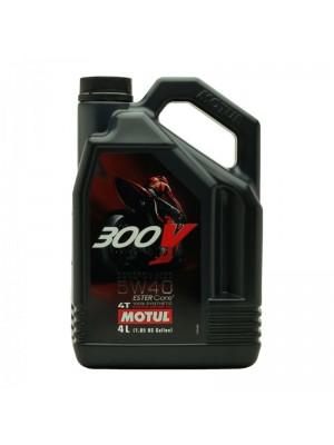 Motul 300V Factory Line Road Racing 5W40 Motorrad Motoröl 4l