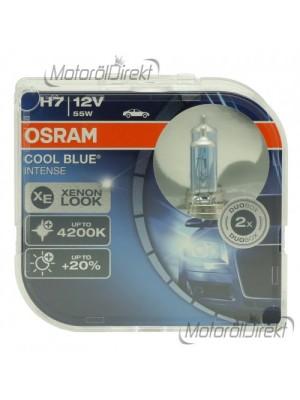 Osram H7 12V 55W PX26d COOL BLUE Intense 2st. Osram