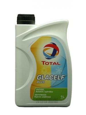 Total Glacelf Plus Kühlerfrostschutz Konzentrat 1l