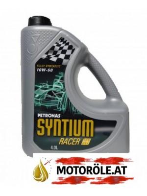 Petronas Syntium Racer X1  10W-60 Motoröl 4l