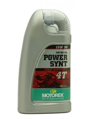 MOTOREX 4T Power Synt SAE 10W-50 Motorrad Motoröl 1l