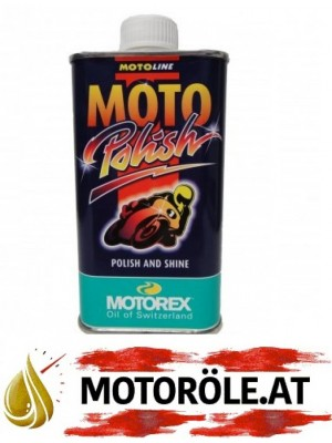 Motorex Moto Polish 200ml