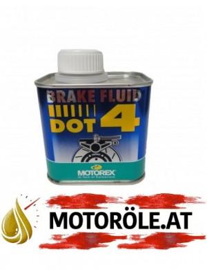 MOTOREX Bremsflüssigkeit DOT 4 0,25l