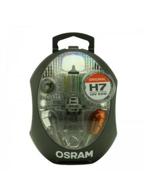 Osram H7 Ersatzlampenbox