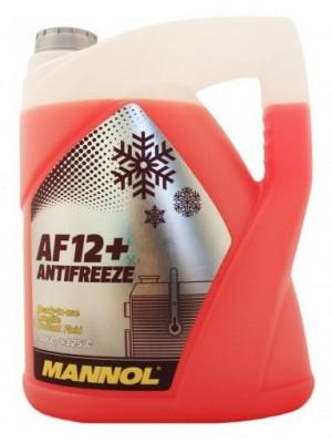 Mannol Kühlerfrostschutz Antifreeze AF12+ -40 longlife Fertigmischung 5l