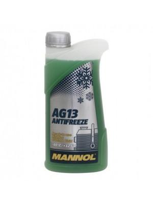 Mannol Kühlerfrostschutz Antifreeze AG13 -40 Hightec Fertigmischung 1l