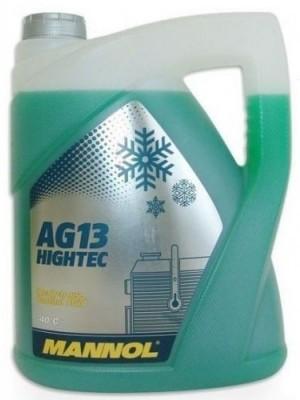 Mannol Kühlerfrostschutz Antifreeze AG13 -40 Hightec Fertigmischung 5l