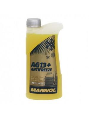 Mannol Kühlerfrostschutz Antifreeze AG13+ -40 Advanced Fertigmischung 1l