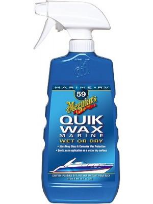 Meguiars Spray Schnell-Wachs M-59 à 473 ml