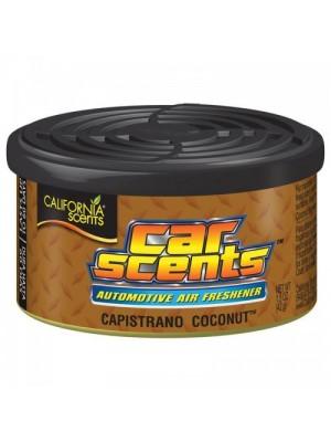 Capistrano Coconut - California CarScents Duftdose für das Auto