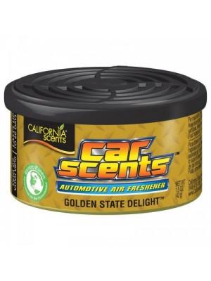 Golden State Delight - California CarScents Duftdose für das Auto