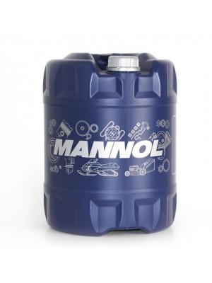 MANNOL 7805 Scooter 2-Takt Premium vollsynthetisches Motorrad Motoröl 10l Kanister