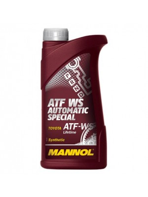 MANNOL ATF WS Automatic Special 1l