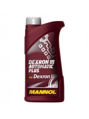 MANNOL Dexron III Automatic Plus 1l