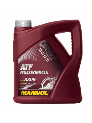 MANNOL ATF Multivehicle 4l