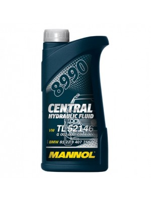 MANNOL 8990 Central Hydraulic Fluid CHF 0,5l Flasche