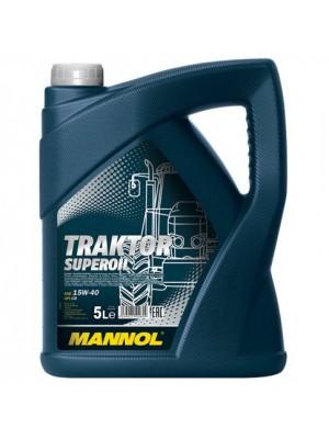 MANNOL Traktor Superoil 15W-40 5l