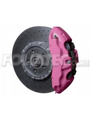 Foliatec Bremssattel Lack Set, candy pink metallic