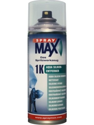SprayMax Aqua Silikon-Entferner, 400ml