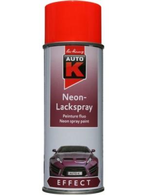 Auto-K Effect Neon-Lackspray rot, 400ml