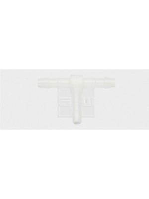 Schlauchverbinder T-Form 4 mm, Kunststoff 2Stk.