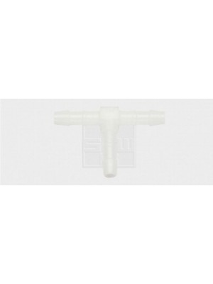 Schlauchverbinder T-Form 6 mm, Kunststoff 2Stk.