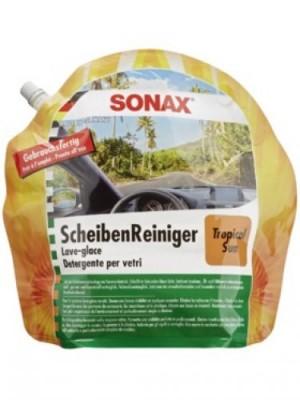 Sonax ScheibenReiniger Gebrauchsfertig Tropical Sun 3l