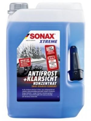 Sonax 02325050 Xtreme AntiFrost & KlarSicht Konzentrat 5Liter