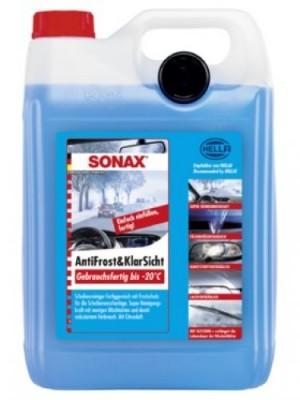 Sonax 03325000 AntiFrost & KlarSicht CLASSIC Citrusduft gebrauchsfertig 5Liter