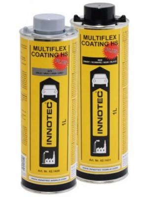 Innotec Steinschlagschutz | Multiflex Coating HS Plus - Grau (5070) 1Liter