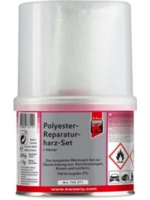 AUTO-K Polyester Reparatur - Harz Set 250g