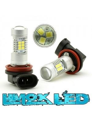 LED Nebelscheinwerfer Birne Lampe H8 4G Weiß