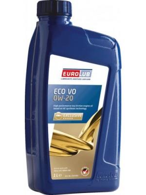 Eurolub ECO VO SAE 0W-20 Motoröl 1l