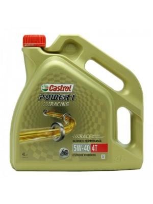 Castrol Power 1 Racing 4T Motorrad Motoröl 5W-40 4l Kanne