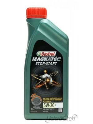 Castrol Magnatec Stop-Start 5W-20 E Motoröl 1l (Ford EcoBoost WSS-M2C948-B)