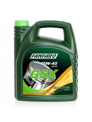 Fanfaro GSX 15W-40 Motoröl 5l