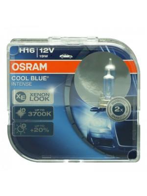 H16 12V 19W PGJ19-3 Cool Blue Intense 2st. Osram