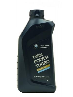 Original BMW Twin Power Turbo Longlife-14 FE+ 0W-20 Motoröl 1l