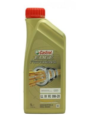 Castrol Edge Professional Titanium FST LL IV FE 0W-20 Motoröl 1l
