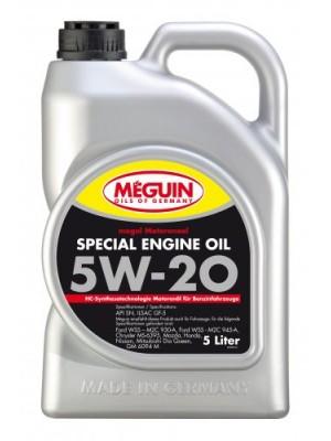 Meguin megol 9499 Motoröl Special Engine Oil SAE 5W-20 5l