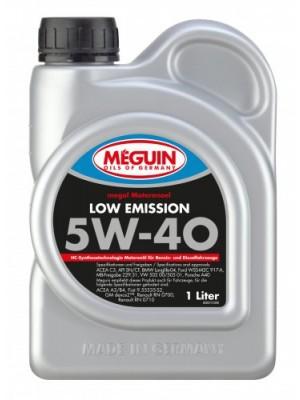 Meguin megol 9608 Motoröl Low Emission SAE 5W-40 1l