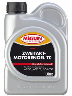Meguin megol 4880 TC Motorrad Motoröl 1l
