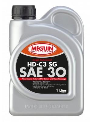Meguin megol 4683 Motorenoel HD-C3 SG (single-grade) SAE 30 1l