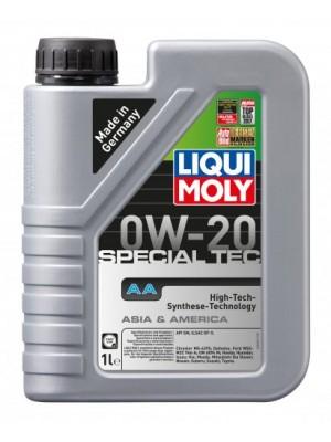 Liqui Moly 9701 Special Tec AA 0W-20 Motoröl 1l Flasche