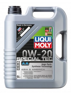Liqui Moly 9734 Special Tec AA 0W-20 Motoröl 5l