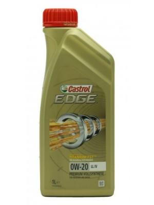 Castrol Edge LL IV 0W-20 Motoröl 1l