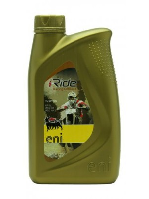 Eni i-Ride racing offroad 10W-50 synthetisches Motorrad Motoröl 1l
